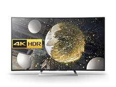 Sony Bravia KD50SD8005 50 inch Curved Android 4K HDR Ultra HD Smart TV with Youview, Freeview HD, PlayStation Now (2016 Model) £849 - Black [Energy Class a] @ Amazon