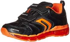 Geox Boys J Android funky trainers orange size 10 only £13.81 (Prime or add £4.75 non Prime) @ Amazon