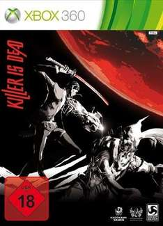 Killer Is Dead £2.99 - Xbox Store (Gold membership required - £4.49 without)