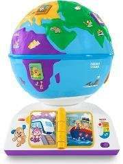 Fisher Price Laugh and Learn Greetings Globe. RRP £35 - £17.50 @ Asda