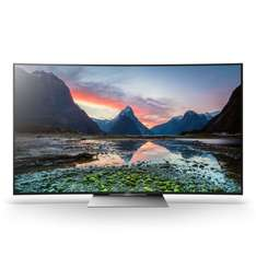 SONY 55 Inch Smart LED Ultra HD HDR Curved 4K Android TV £949 @ RGBDirect (FREE 5 Year TV Guarantee)