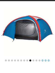 Quechua Air Seconds XL 2 Man Inflatable Tent (Airbeam style) down to £54.99 (or 4 Man Family £79.99) @ Decathlon (Free c&c to local Asda or store