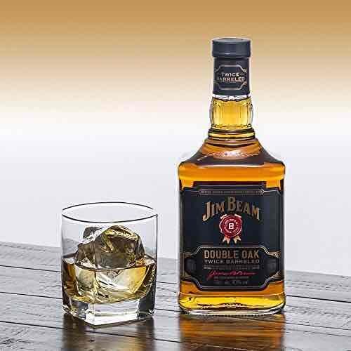 Jim Beam Double Oak £16.99 @ Amazon. lighting deal. Bourbon Whiskey (Whisky)
