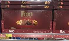 Foxes biscuits half price £2 @ Iceland