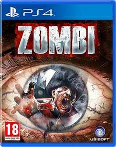 Zombi PS4 New - £9.99 @ Game