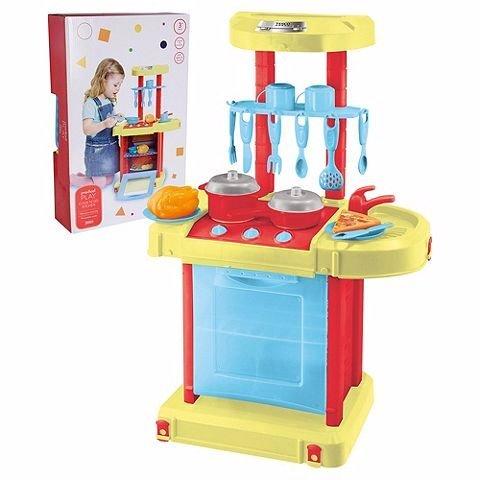 Preschool play Cook N Go Kitchen £7.48 @ Tesco