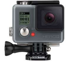 GOPRO HERO+ LCD Action Camcorder - Grey £99.97 @ Currys