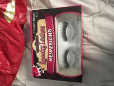 False Eyelashes and Glue 49p (Rrp £4) at Lincoln Superdrug