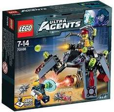 LEGO Agents 70166: Spyclops Infiltration - £10.21  (Prime) / £14.20 (non Prime)  Amazon Warehouse - used very good