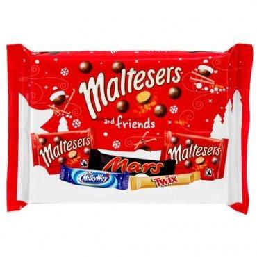 Mars Maltesers & Friends Selection Box 50p  instore @ Poundland