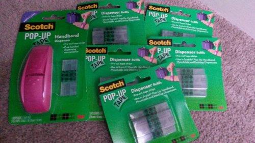 Scotch pop up tape and Dispnser Superdrug - 49p instore