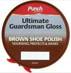 ATTENTION! Get those shoes shined 29p @ Home bargains