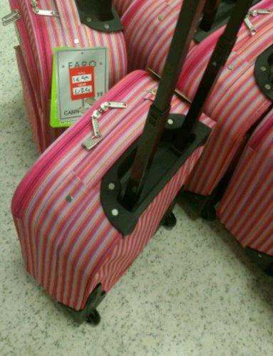 "cabin suitcase 18"", £4.24 dunelm - Chester"