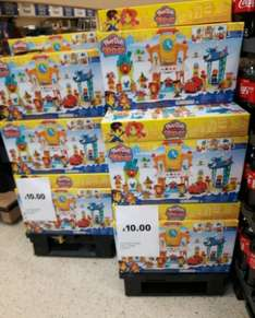 Play doh 3 in 1 town £10 (@ Tesco Walsall)