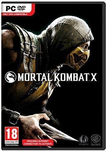 Mortal Kombat X PC £2.55 with cdkeys facebook 5% code