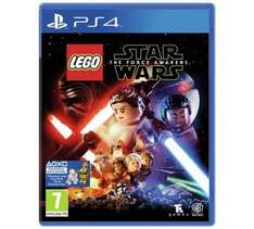 Lego Star Wars Force Awakens PS4 in store at Argos - £14.99