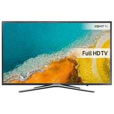 Samsung UE40K5500 Dark Titan 40inch Full HD Smart LED TV with Built-in Freeview HD, 3x HDMI and 2x USB Port £274.95 @ Co-operative