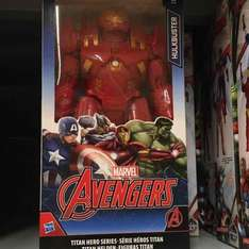 Avengers Titan Hero Series Hulkbuster was £19.97 now £10 instore Asda