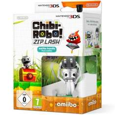 Chibi Robo! Zip Lash 3DS + Amiibo @ The Game Collection. £14.95 with free delivery and 140 reward points.