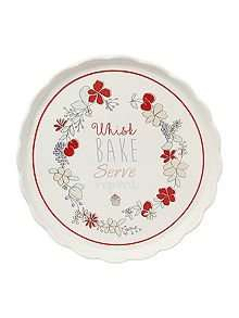 Linea Cake Stand 10 GBP was 40 @ House Of Fraser