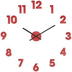 John Lewis Sticky Numbers wall clock reduced from £28 to £9 (£11 C&C)