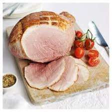 Wiltshire cured roast ham 900g £4.50 at tesco colchester