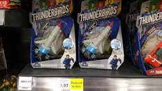 Thunderbirds Vehicle £3.97 WAS £10 Grey, Black or Red (Reduced to clear) Tesco Instore only