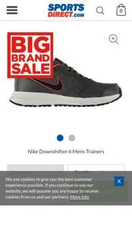 Nike | Nike Downshifter 6 Mens Trainers | Mens Trainers -  @ Sportsdirect