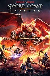 Sword coast legends Xbox One 50% off - £8