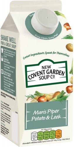 Various New Covent Garden Fresh Soups 600ml £1 @ Iceland