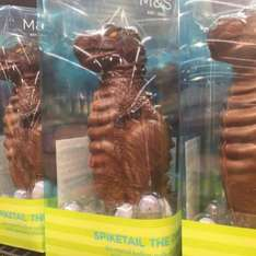 Dinosaurs spiketail Easter egg, marks and Spencer's for £6 instore