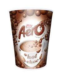 Aero Instant Chocolate Drink 288G was £2.69 now £1.35 from tomorrow @ tesco