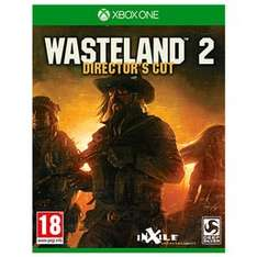 Wasteland 2 Directors Cut - Xbox One - £12 @ Game