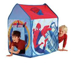 Pop up Spiderman wendy house play tent was £19.99 now £9 save 55% @ Argos