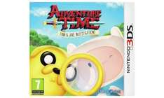 Adventure Time: Finn and Jake Investigations 3ds £13.99 argos