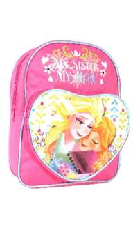 Kids disney frozen backpack £2.25 add on item at Amazon  (£20 spend)
