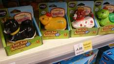 Toot Toot Animals Pets reduced to £2 each in Tesco instore