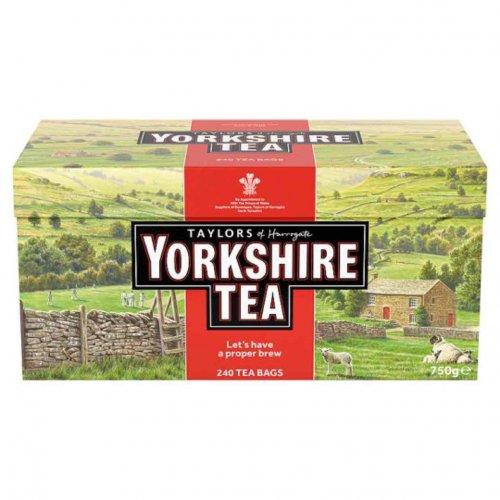 Yorkshire Tea 240 bags £3.50 @ Iceland