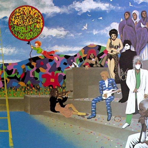 Prince Around The World/Parade CD's £2.99 prime / £4.98 non prime (SOTT £3.99) @ Amazon