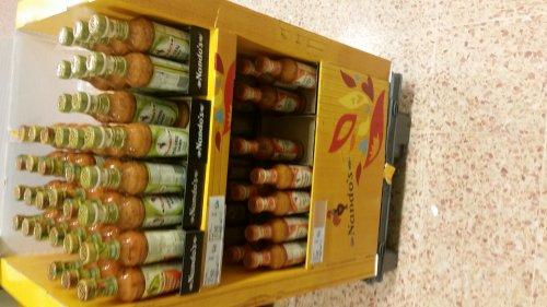 Nandos Peri Peri sauces 250g for £1.50. All varieties at Asda