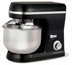 Morphy Richards Accents Stand Mixer - Black £69.99 @ Argos