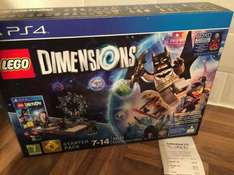 Lego dimensions PS4 supergirl starter pack £49.99 @ Sainsbury's