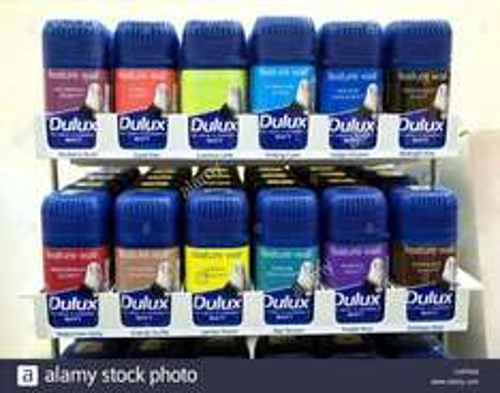 3 Free Dulux Paint Tester Pots (30p delivery)
