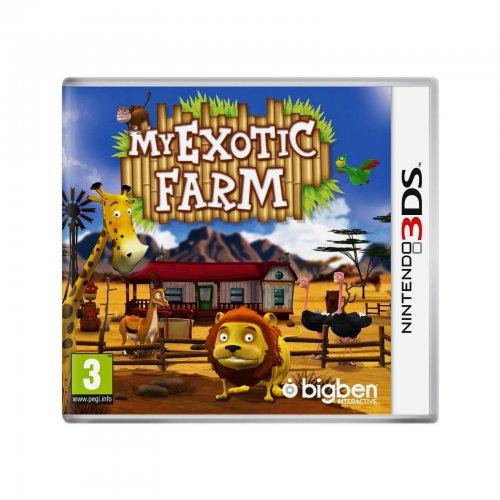 My Exotic Farm 3DS £5.59 on Argos eBay