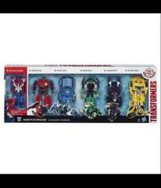 transformers 6 pack £15 at Tesco reduced from £30 INSTORE