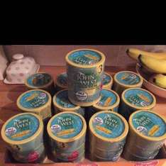 For the gym monkeys- john west no drain tuna x 3 £2.00 at pound world