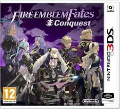 Fire Emblem Fates: Conquest (Nintendo 3DS) - £22.92 - Amazon Lightning Deal
