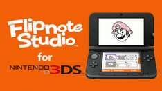 Flipnote studio 3d on the 3ds eshop (almost free at 200 points)