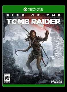 Rise of the Tomb Raider. xbox one - £12.50 found instore @ Asda