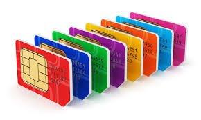 Sim cards 40p instore Primark